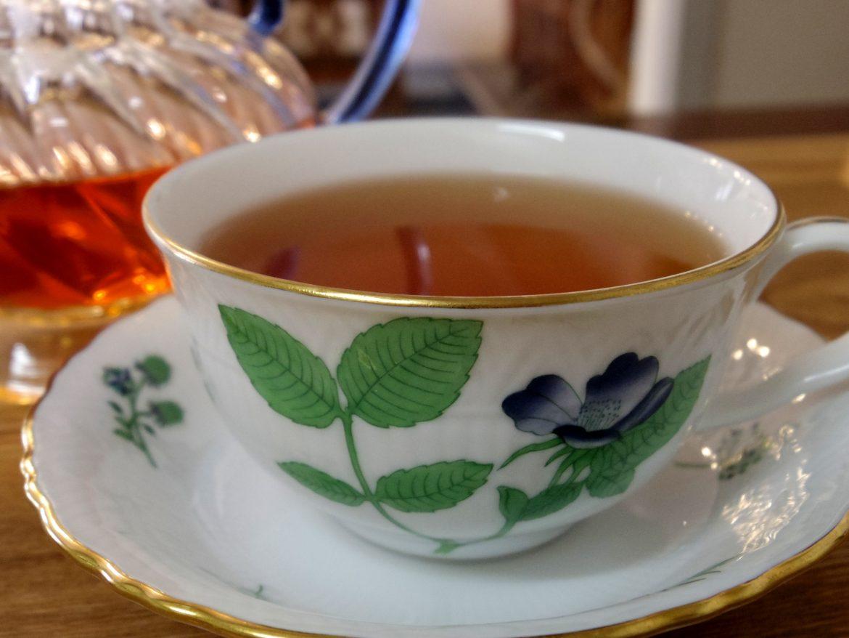 季節の新茶「ダージリンセカンドフラッシュ2017」、今週からメニューに加わります