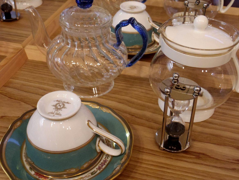 テーマ講座「紅茶のいれ方実習講座」を開催します