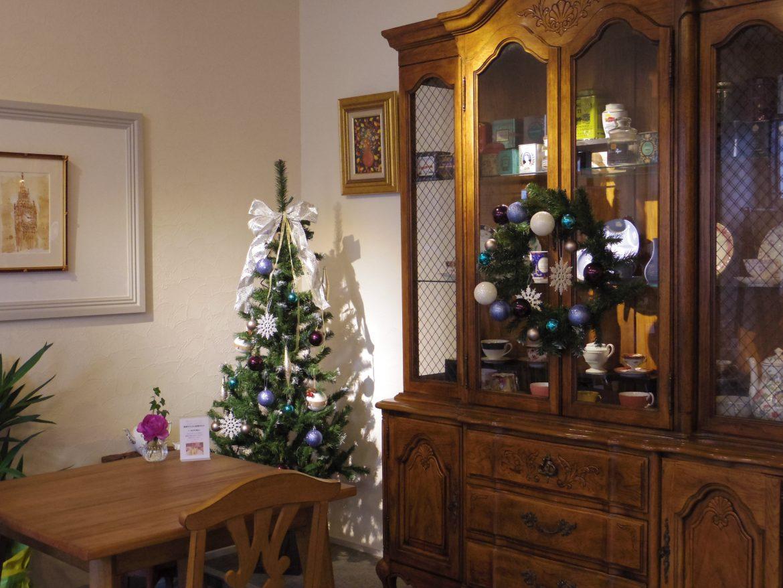 ★2日間とも満席となりました★「イギリス時間クリスマスティーパーティー」のご案内