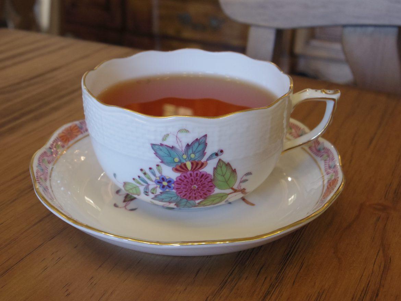 季節の新茶入荷!スリランカからヌワラエリヤが届きました