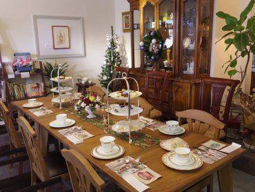 【満席になりました】紅茶の日特別イベント「秋のティーパーティー~ウィリアム・モリスの世界」