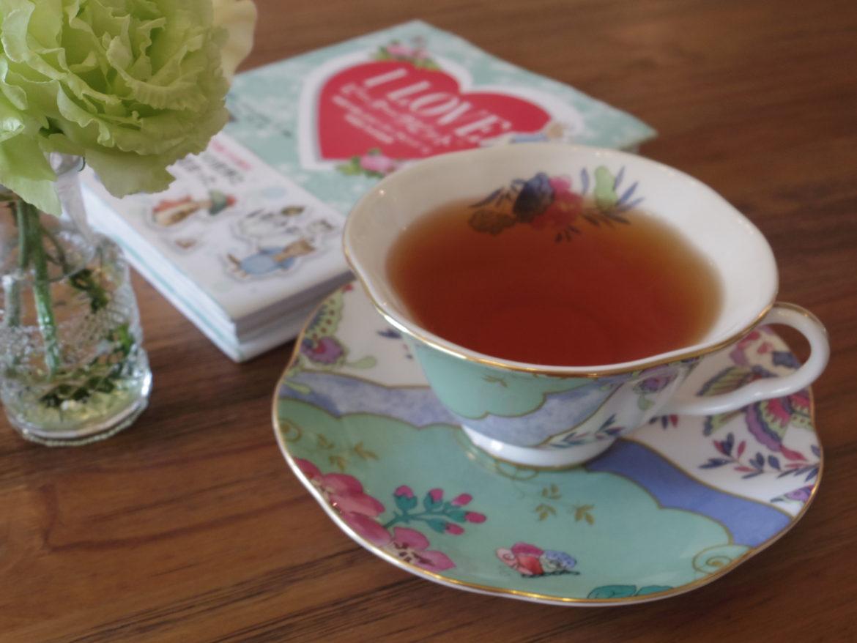【終了しました】ピーターラビットのお茶会