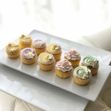 【3月分販売終了しました】3月のカップケーキ、数量限定販売のお知らせ★3月1日(日)~