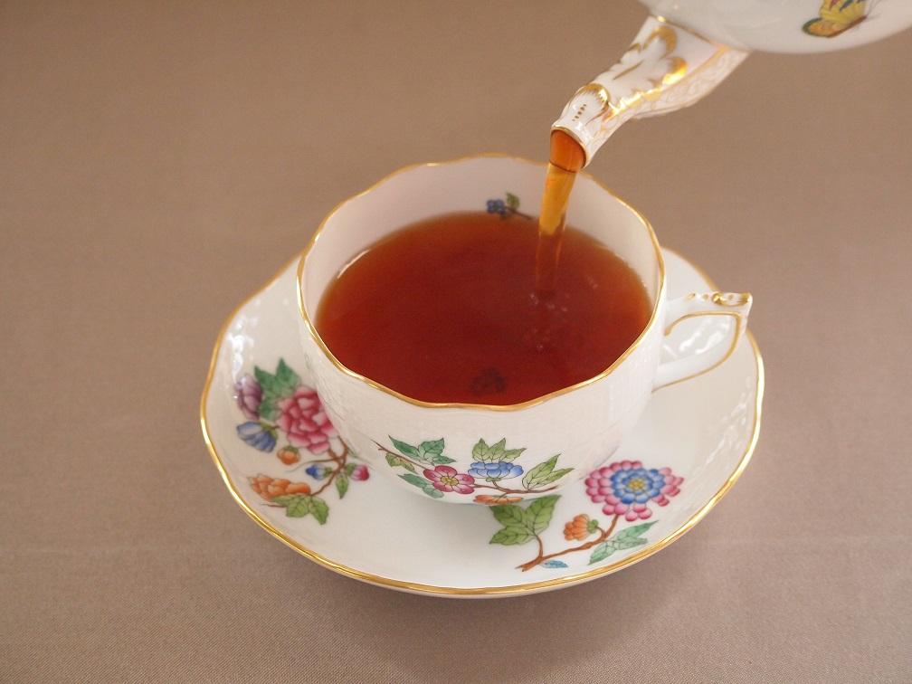 【満席】紅茶力UP講座「暮らしに役立つ紅茶基礎知識」